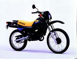 スズキ ハスラーTS50 1993 年2月