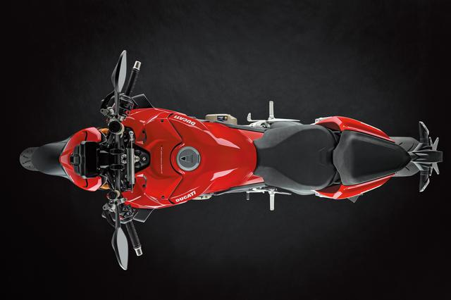 画像4: ドゥカティ「ストリートファイターV4/S」を解説! 史上最強、208PSを誇る究極のネイキッドスポーツバイク