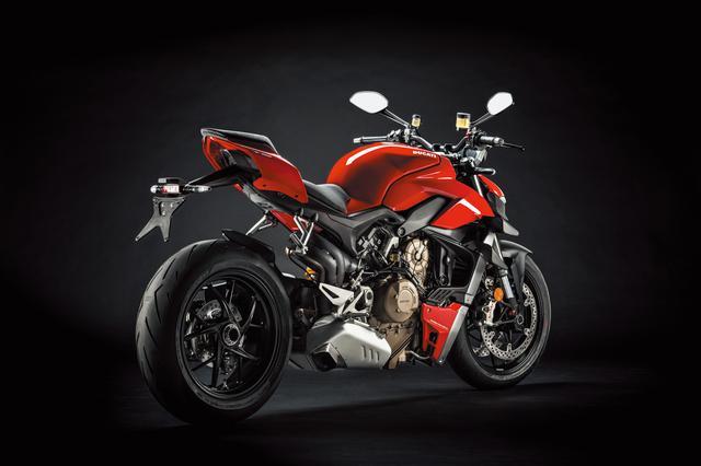 画像3: ドゥカティ「ストリートファイターV4/S」を解説! 史上最強、208PSを誇る究極のネイキッドスポーツバイク