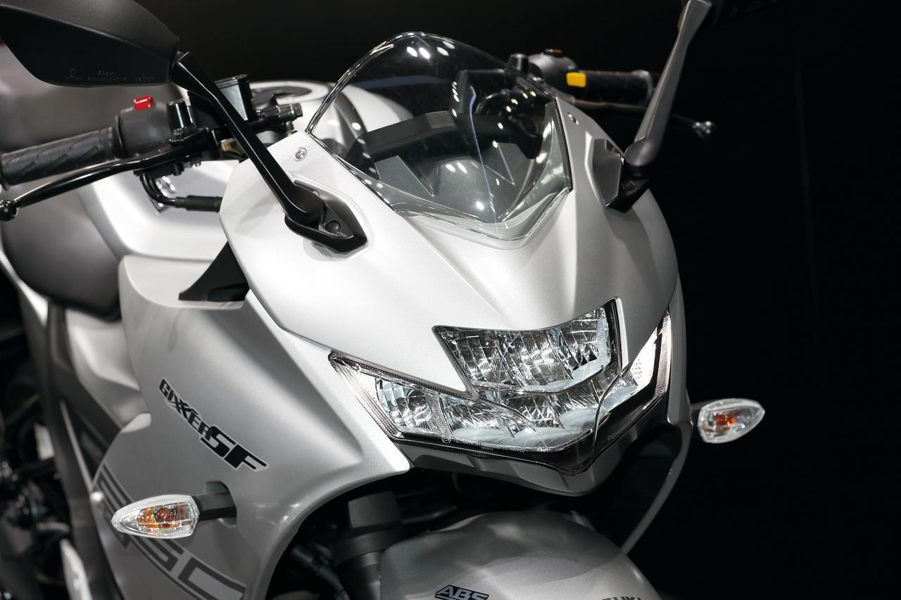 Images : 3番目の画像 - スズキ「GIXXER250SF」「GIXXER250」の写真を見る! - webオートバイ