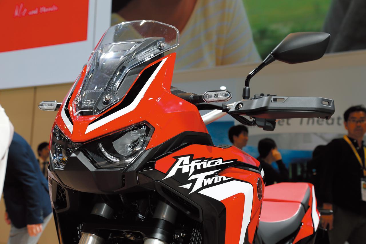 Images : 5番目の画像 - CRF1100L Africa Twinの写真をまとめて見る! - webオートバイ