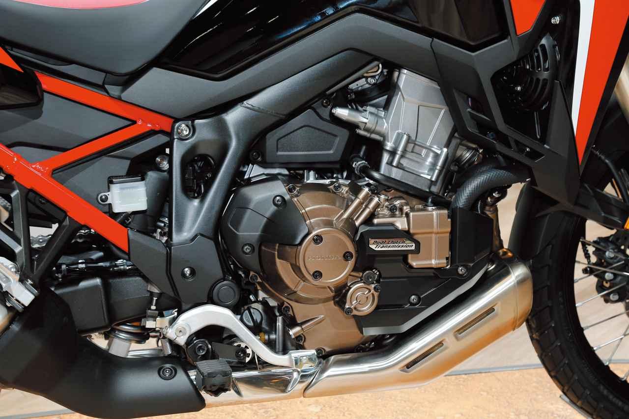 Images : 7番目の画像 - CRF1100L Africa Twinの写真をまとめて見る! - webオートバイ