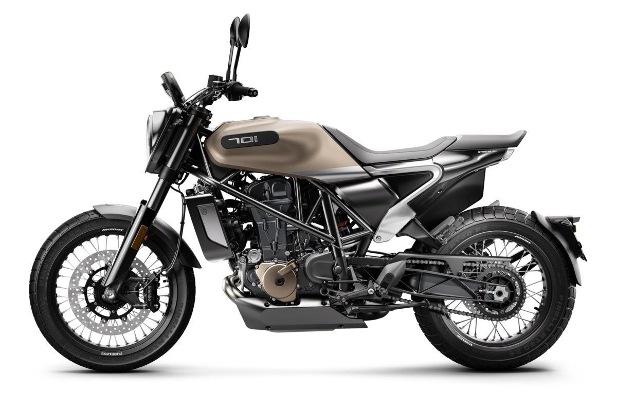 Images : 14番目の画像 - 新型「VITPILEN 701」「SVARTPILEN 701」の写真をもっと見る! - LAWRENCE - Motorcycle x Cars + α = Your Life.