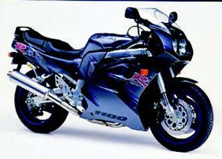 スズキ GSX-R1100W 1993 年
