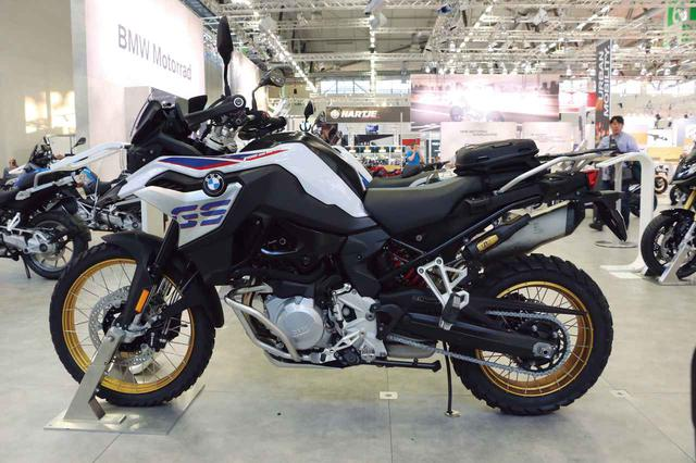画像: 「750」と「850」は何が違う? BMWのミドルアドベンチャーはここに注目!『BMW F850GS』 - webオートバイ