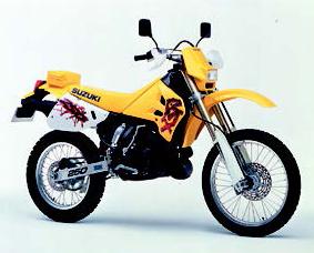 Images : スズキ RMX250S 1992 年 5月