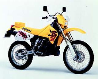 スズキ RMX250S 1992 年 5月