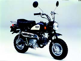 Images : ホンダ モンキー 1992 年 4月