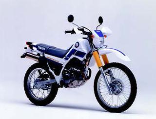 ヤマハ セロー225S 1992 年 5月