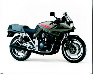 Images : スズキ GSX400S カタナ 1992 年 4月