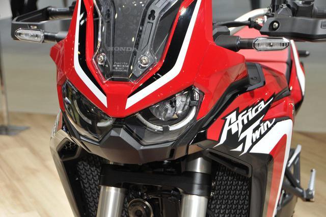 画像1: ホンダが〈新型アフリカツイン〉シリーズ全機種の価格と発売予定日を発表!【東京モーターショー2019】 - webオートバイ