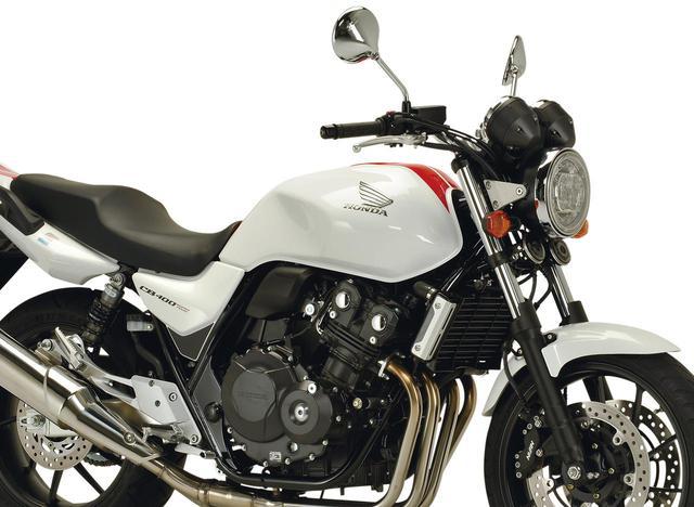 画像: 何だ、このCBは!?「CB400SF/SB NANAMARU」(レガーレ)- webオートバイ