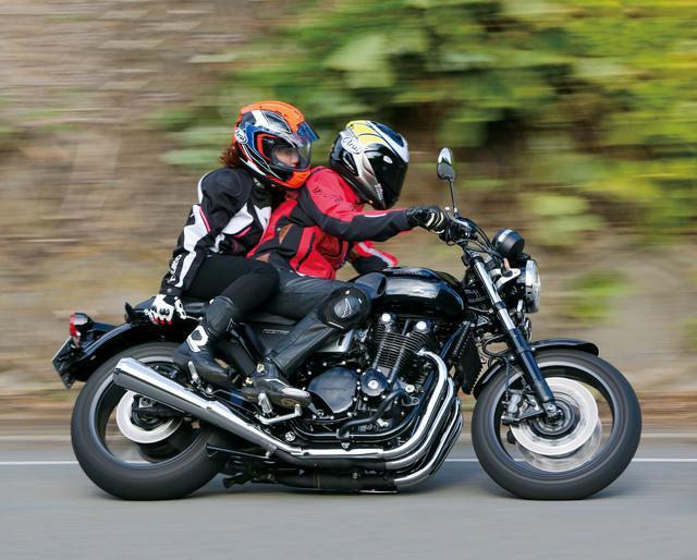 画像: 月刊『オートバイ』テスター太田安治の、ひとくちインプレッション