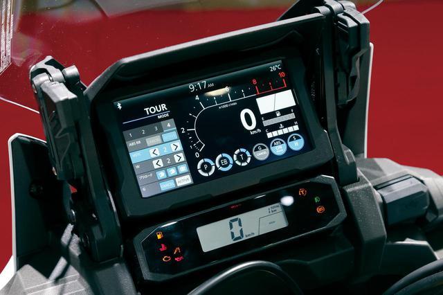 画像1: 充実装備でロングツーリングを快適に! ホンダ「CRF1100L Africa Twin Adventure Sports/ES」を解説