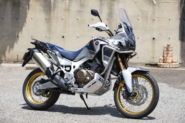 画像: ユーロカラーで差をつけるオトナの1台! 「CRF1000L AFRICA TWIN AS Euro Style」 - webオートバイ