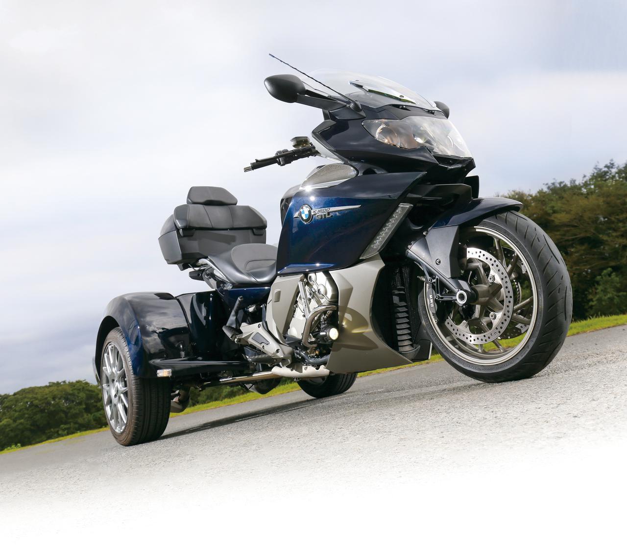 Images : 1番目の画像 - K1600GTL TRIKEの写真をまとめて見る! - webオートバイ