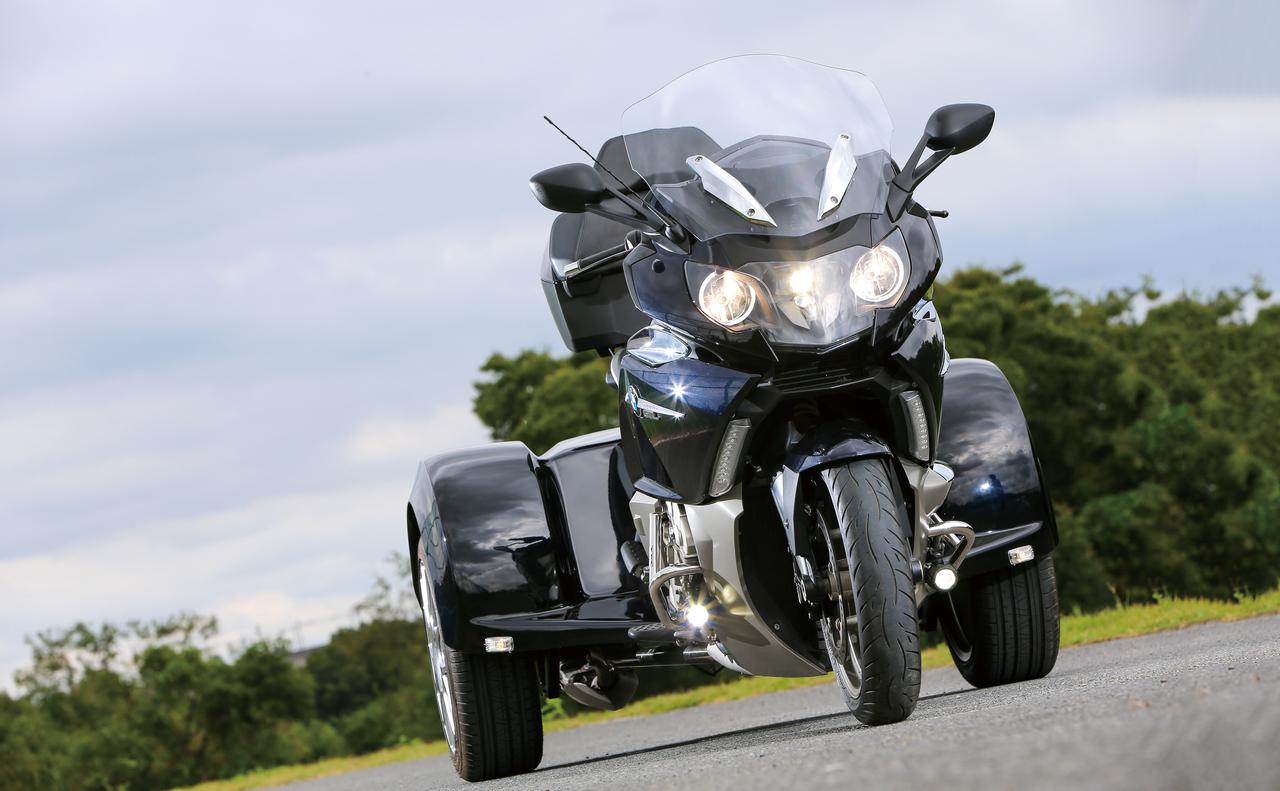 Images : 2番目の画像 - K1600GTL TRIKEの写真をまとめて見る! - webオートバイ