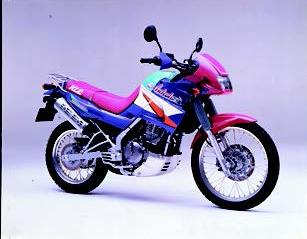 Images : カワサキ KLE250アネーロ 1993 年 3月