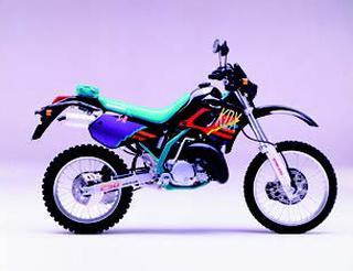カワサキ KDX250SR 1993 年 3月