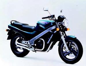 Images : ホンダ NTV650 1994 年