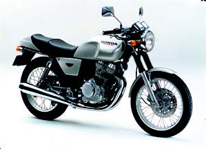 Images : ホンダ GB250クラブマン 1993 年 4月