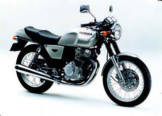 ホンダ GB250クラブマン 1993 年 4月