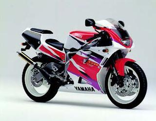 ヤマハ TZR250RS 1994 年1月