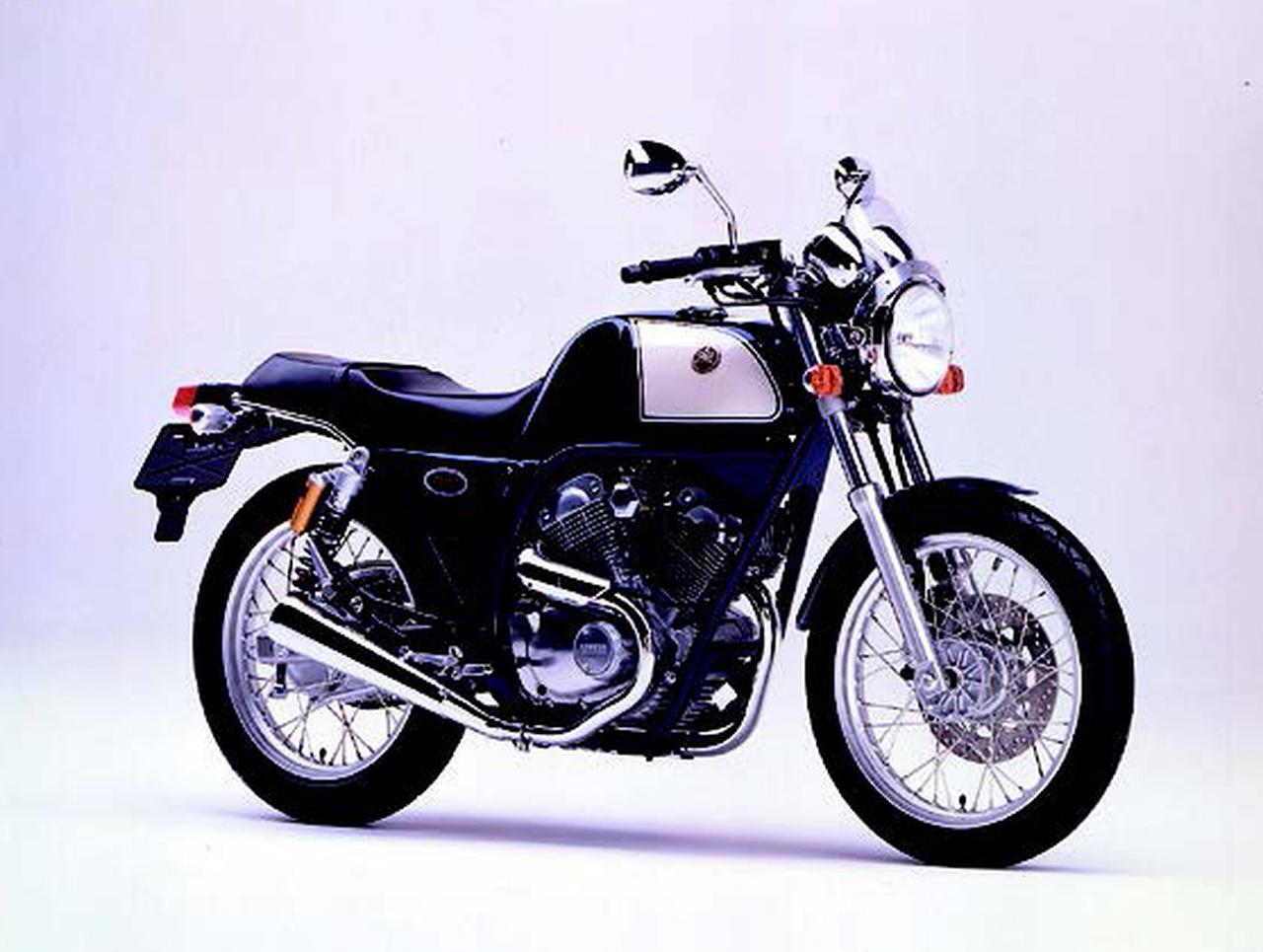 Images : ヤマハ SRV250/S 1993 年 5月