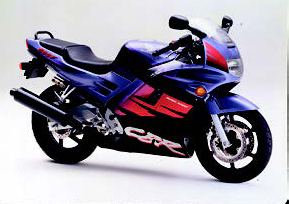 Images : ホンダ CBR600F 1993 年11月