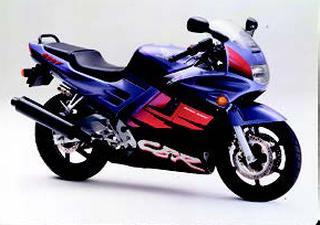 ホンダ CBR600F 1993 年11月