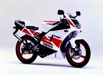 Images : ヤマハ TZR50R 1993 年 3月