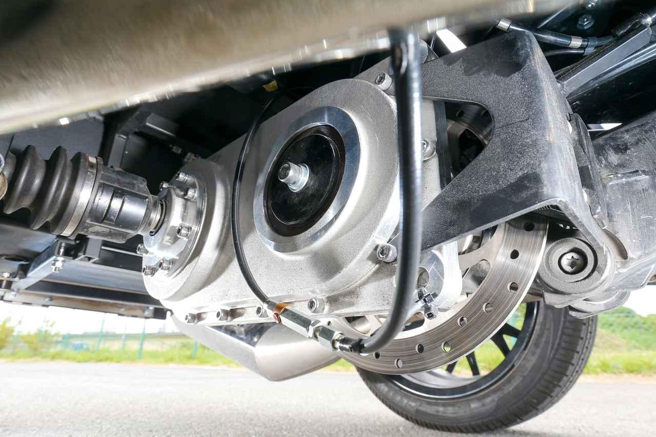 Images : 5番目の画像 - K1600GTL TRIKEの写真をまとめて見る! - webオートバイ