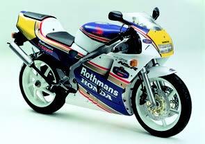 Images : ホンダ NSR250R SP 1993 年12月
