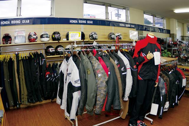 画像3: ホンダ二輪車の全車種を取り扱う唯一の専門店!
