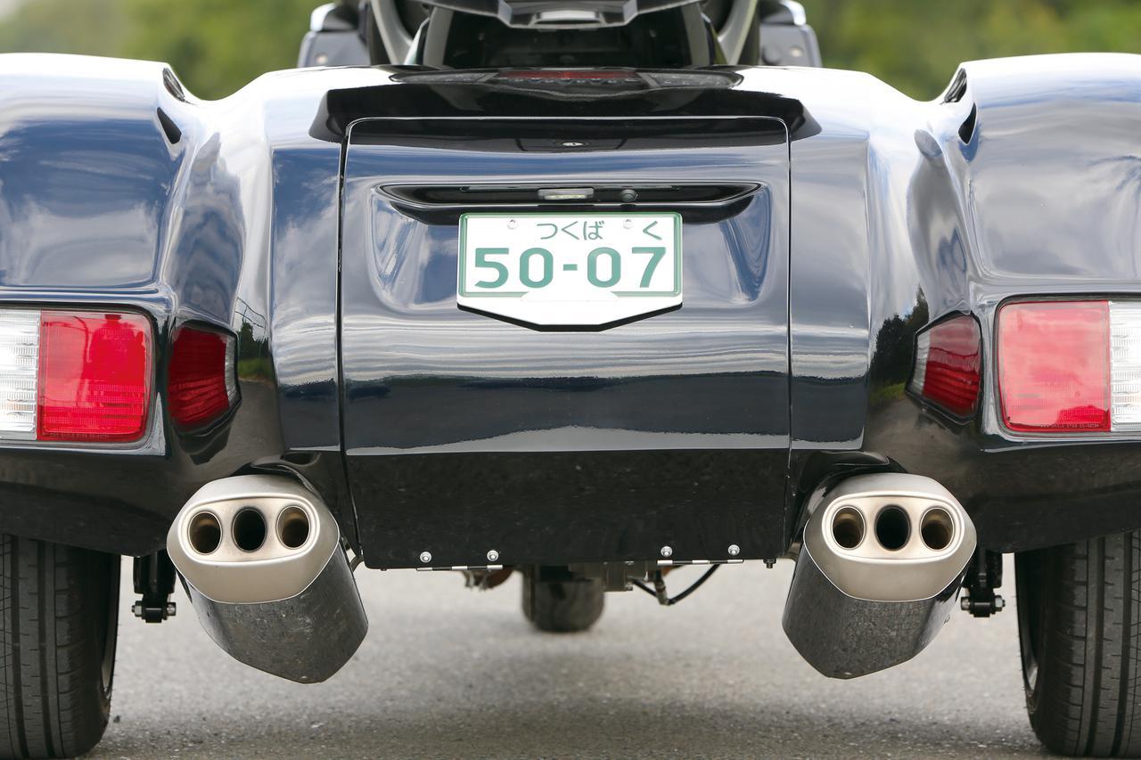 画像3: 卓越した乗り味を生み出す絶妙な車体セッティング