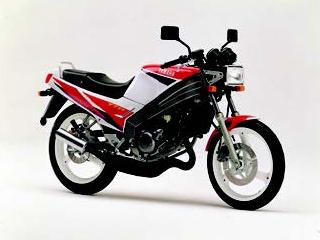 Images : ヤマハ TZR125 1994 年2月