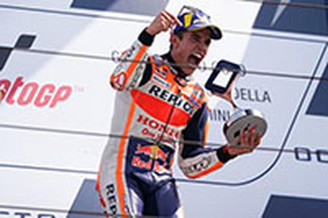 画像: パオロ・イアニエリのインタビューシリーズ第13弾 8回目の世界チャンピオンマルク・マルケスが語ってくれた! 一番大事なのは最後に勝つこと | WEB Mr.Bike