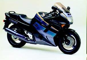 Images : ホンダ CBR1000F 1993 年 4月