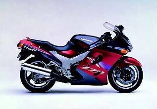Images : カワサキ ZZR1100[D2] 1994 年