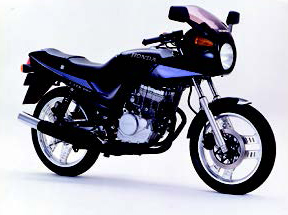 Images : ホンダ CBX125F 1993 年 3月