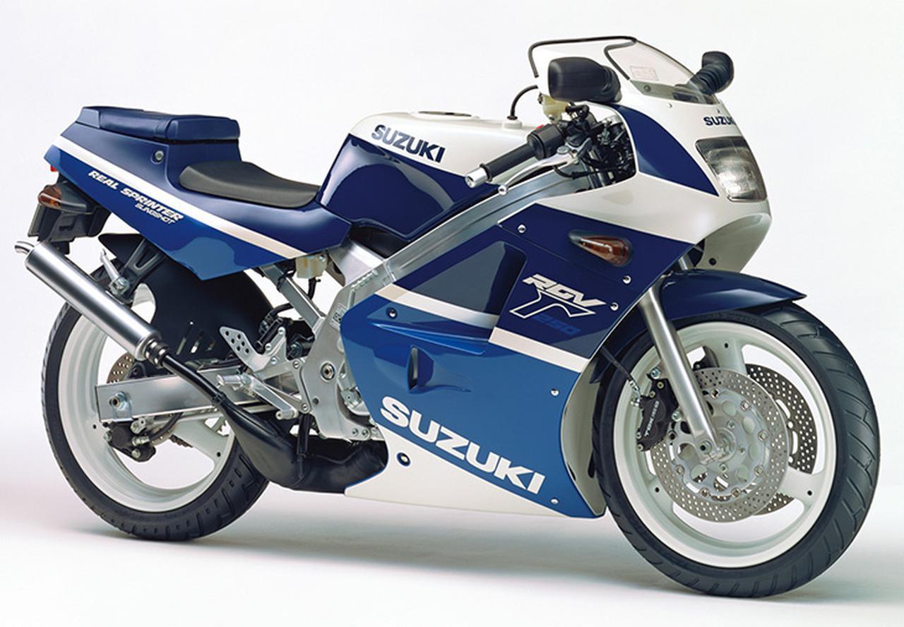 画像: RGV250Γ(VJ21A)1988〜1989