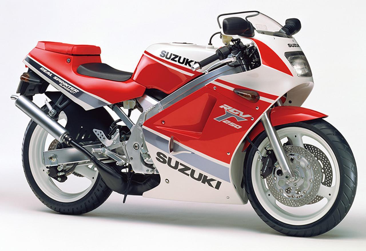 画像3: RGV250Γ(VJ21A)1989年2月2日発売 59万9000円(当時)