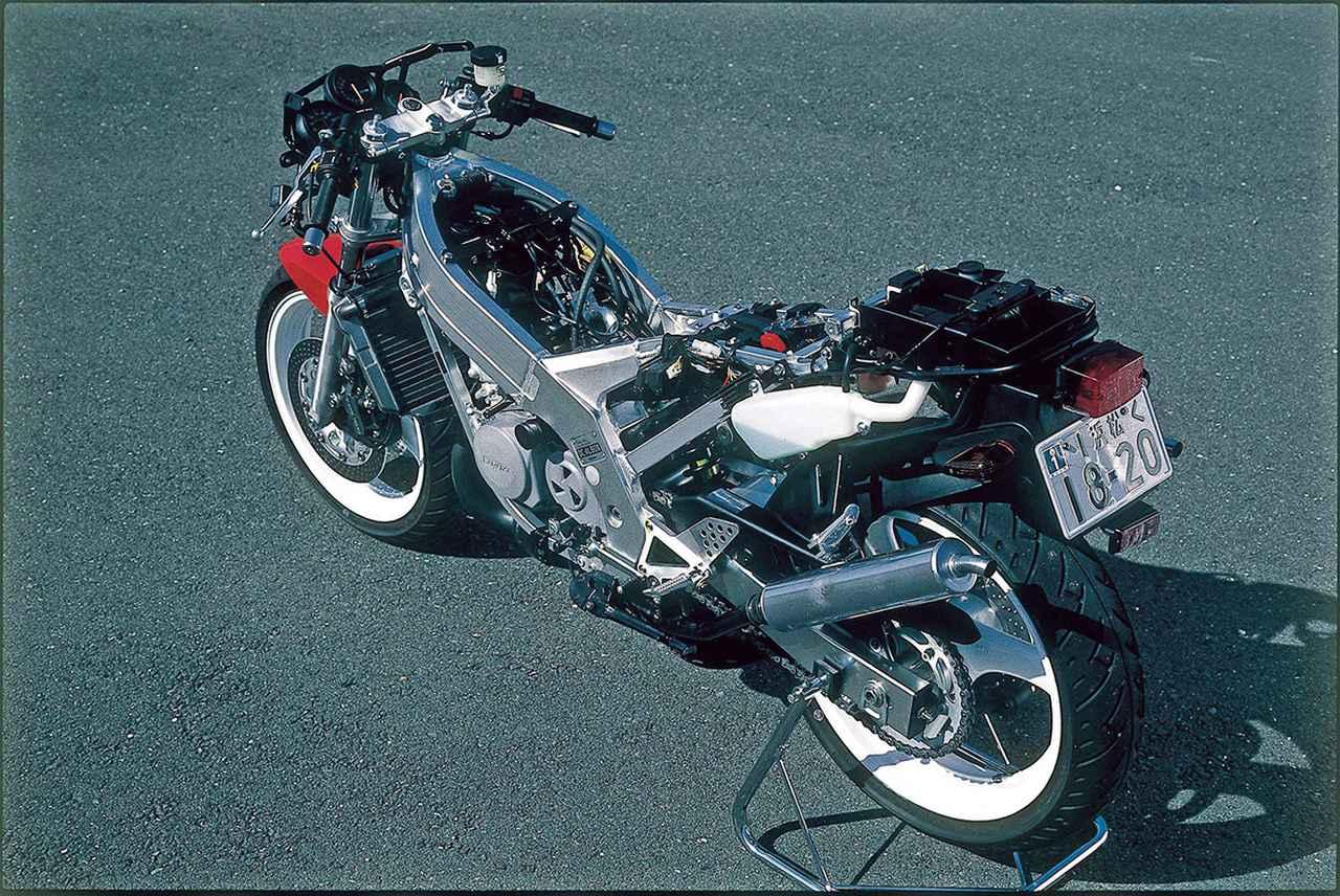 Images : 9番目の画像 - RG250Γ(VJ21A)の写真を全て見る! - webオートバイ