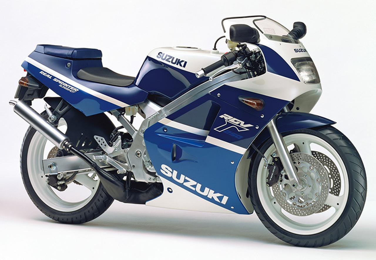 画像1: RGV250Γ(VJ21A)1989年2月2日発売 59万9000円(当時)