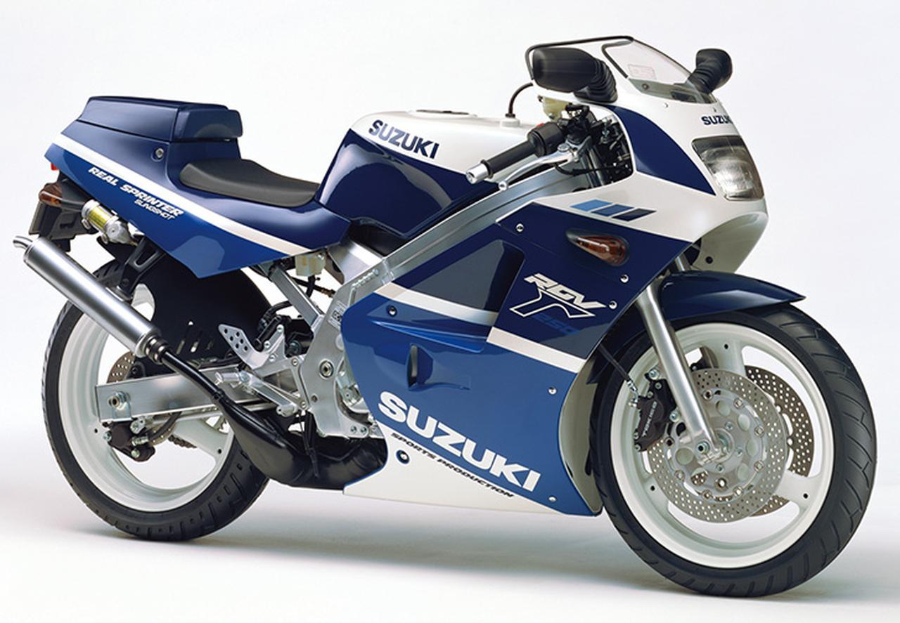 Images : 4番目の画像 - RG250Γ(VJ21A)の写真を全て見る! - webオートバイ