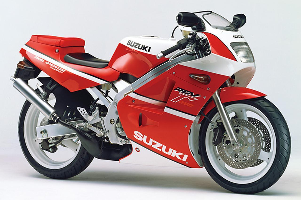 画像2: RGV250Γ(VJ21A)1988年3月1日発売 56万9000円(当時)