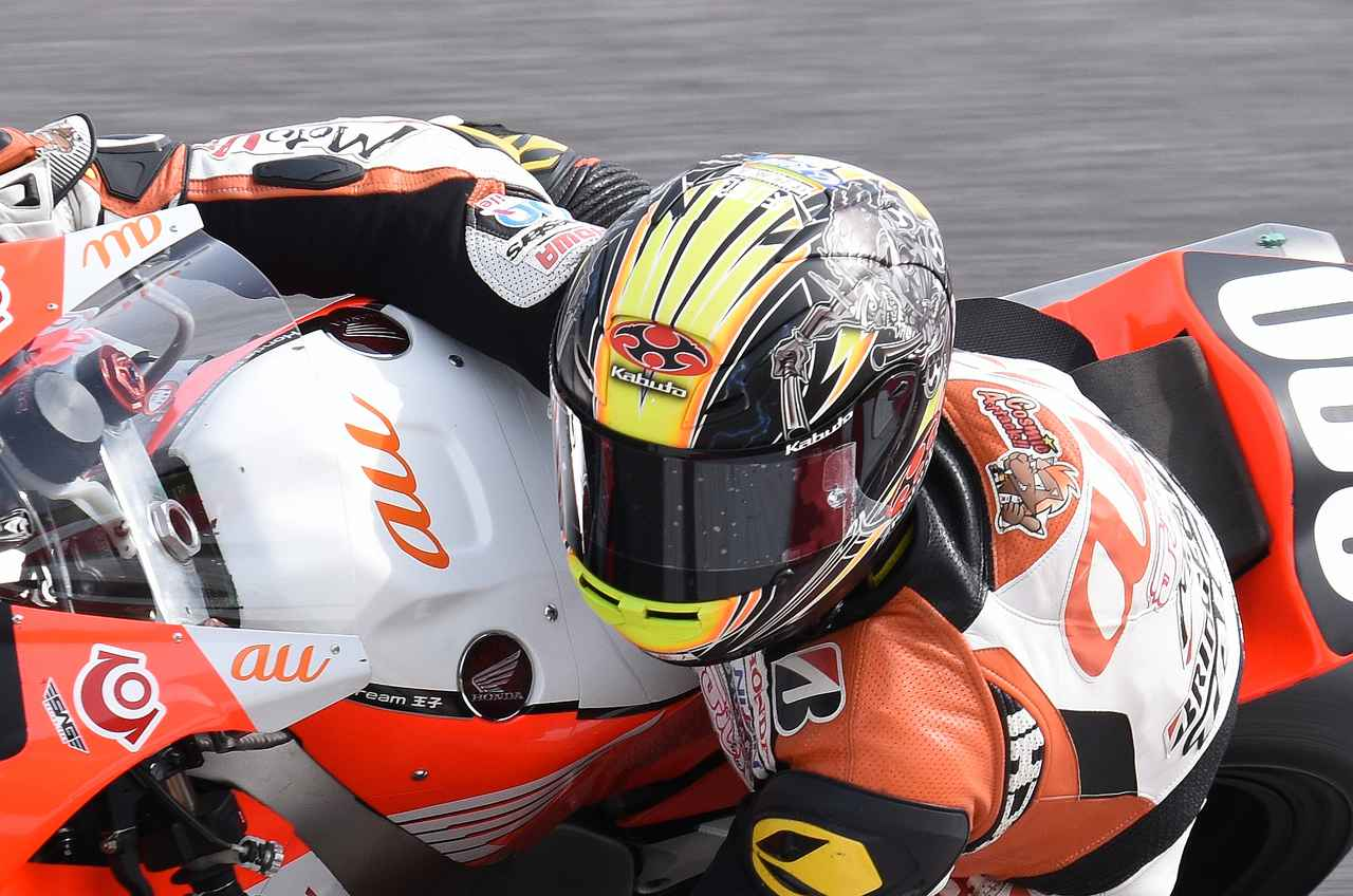 画像: 全日本ロードレースでのOGKユーザーといえば秋吉耕佑です