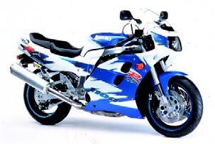 Images : スズキ GSX-R1100W 1995 年