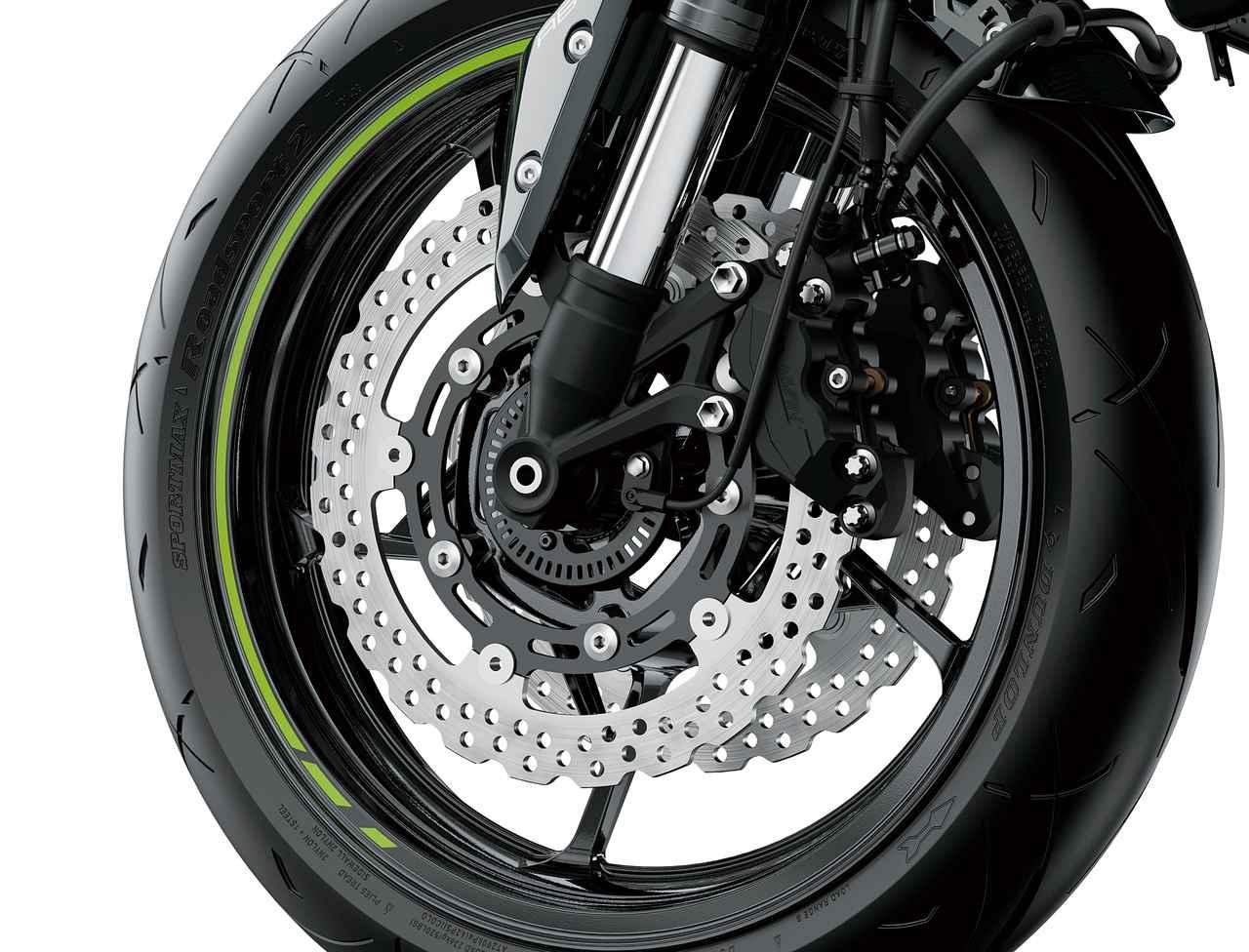 Images : 22番目の画像 - カワサキ新型Z900の写真をもっと見る! - webオートバイ