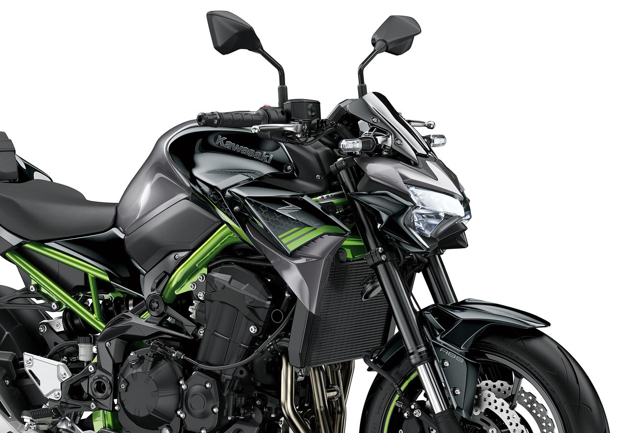 Images : 1番目の画像 - カワサキ新型Z900の写真をもっと見る! - webオートバイ